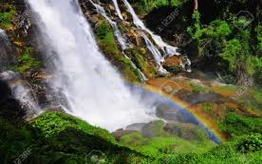 The Rainbow Waterfall