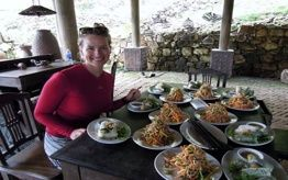 Sapa Cooking Class at H'mong Moutain Retreat