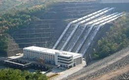 Srinagarind Dam