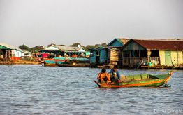 Visit the floating village