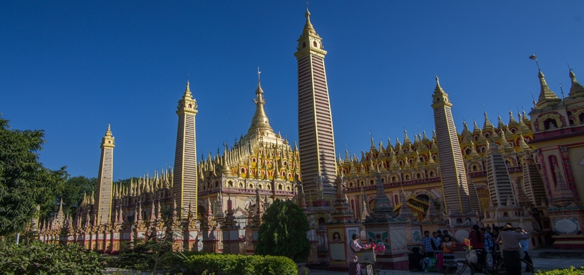 monywa myanmar destination