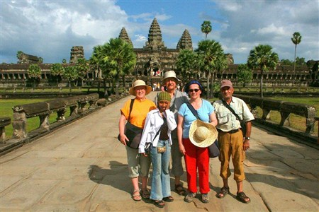 holiday to indochina