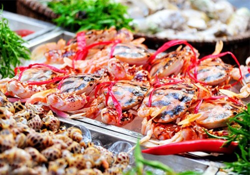 Things to eat in Danang