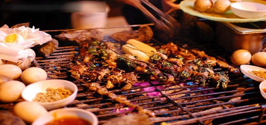 sapa grilled food min