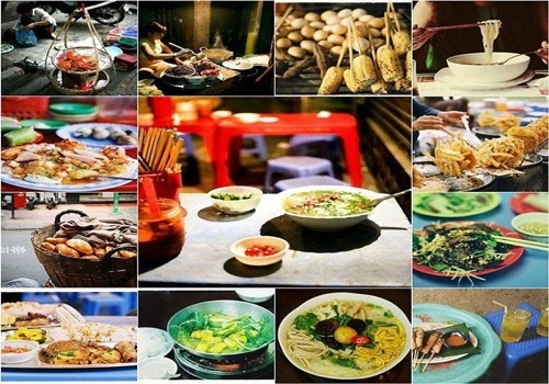 First street food festival at VITM - Hanoi