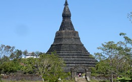 Mingalar Man Aung Pagoda
