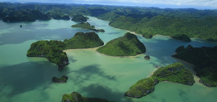 Vietnam tour for the movie Kong: Skull Island
