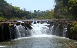 Waterfalls Of The Bolaven Plateau