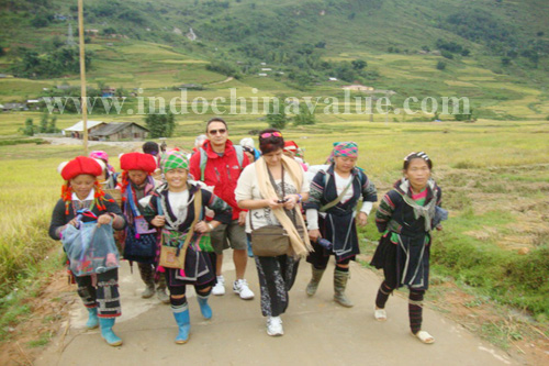 Information travellers should know for a trip to Sapa