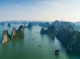 VT22: Kong: Skull Island tour package - 10 days/ 9 nights from Hanoi