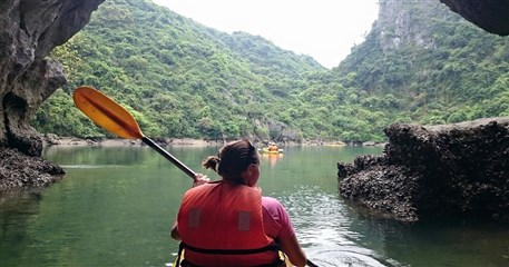 HLT08: Halong - Cat Ba island Tour - 3 days / 2 nights