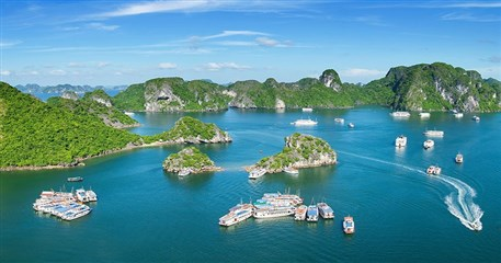 HLT06: Halong Deluxe Cruise 2 days / 1 nights