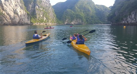 HLT04: Halong Family Tour 2 days 1 nights