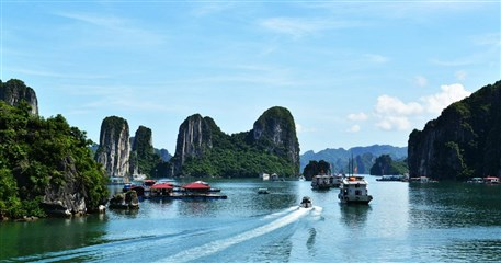 HLT01: Halong one day tour from Hanoi