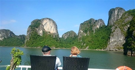 HLT03: Halong Overnight Cruise - 3 days / 2 nights