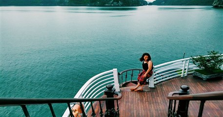 HLT02: Halong Overnight Cruise - 2 days / 1 night