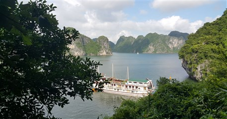 HLT05: Halong Private Cruise 2 days / 1 nights