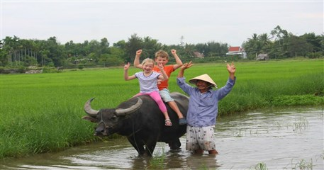 VF03: Best Vietnam Tour for Family - 16 days from Hanoi