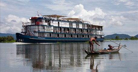 MC11: Jayavarman Cruise from Saigon - Siem Reap - 8 days / 7 nights