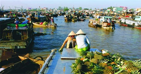 HO04: Cai Be Floating Market - Full Day