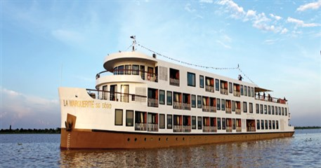 MC06: RV La Marguerite Cruise Tour from HCMC - 8 days / 7 nights