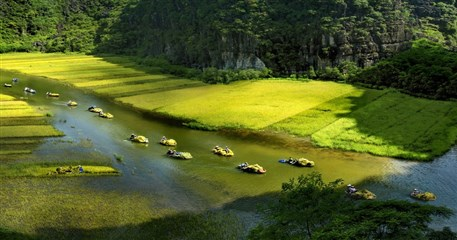 VT12: Amazing Vietnam Holiday - 18 days from Hanoi