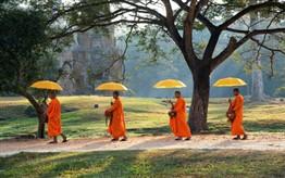 Cambodia Buddhism