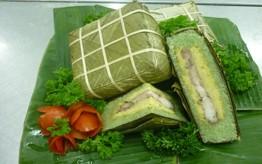 Banh Chung - Chung Cake
