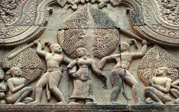 Cambodia Khmer art and handicrafts