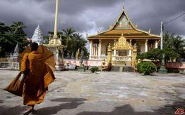 Cambodia weather