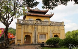 Central Sector of The Imperial Citadel of Thang Long - Ha Noi