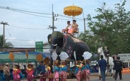 Isan Rocket Festival