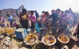 Wat Phou festival