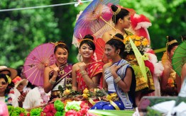 Laos New Year