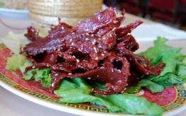 Sien Savanh (Laos Beef Jerky)