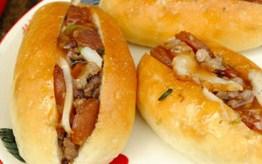 Khao Jee Sandwich (Baguette Sandwich)