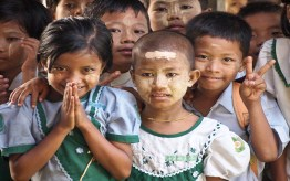 Myanmar people
