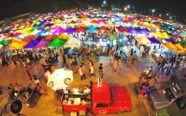 Visiting Night Markets in Thailand