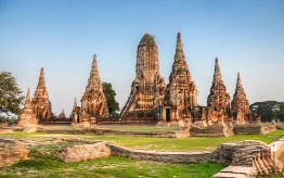 Historic city of Ayutthaya (1991)
