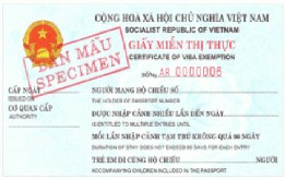 VIETNAM VISA EXEMPTION FOR NATIONALS OF 7 COUNTRIES