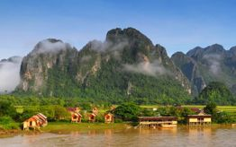 Vang Vieng Hill Tribe Villages