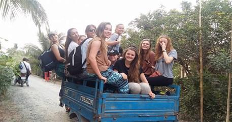 HST05: Mekong Homestay Tour - 2days/1night